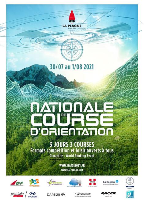 Nationale de course d'orientation