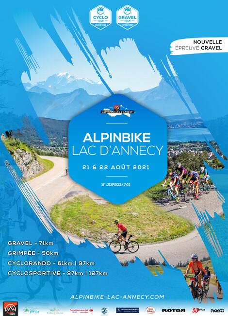 Alpinbike Lac d'Annecy 2021