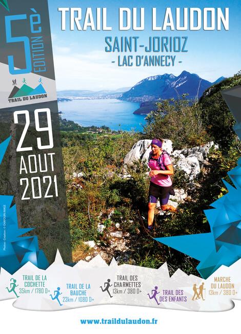 Trail du Laudon