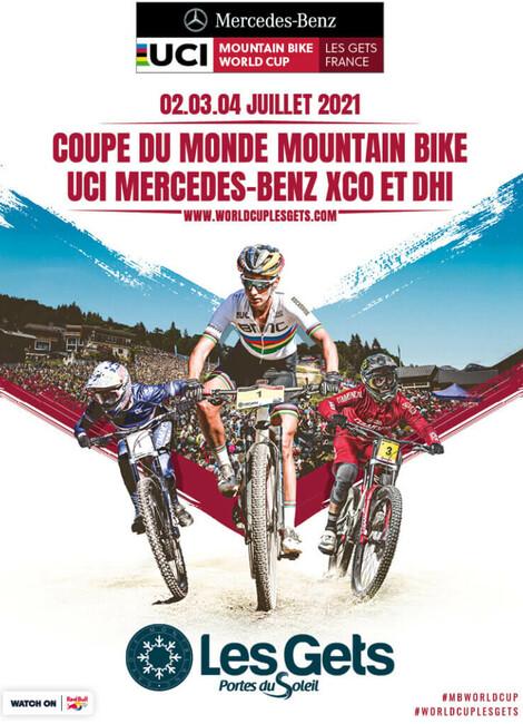 Coupe du Monde UCI MTB XCO et DHI