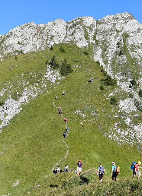 Swiss International Mountain Marathon