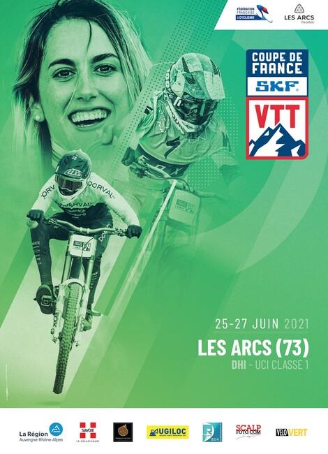 Coupe de France Descente VTT 2021