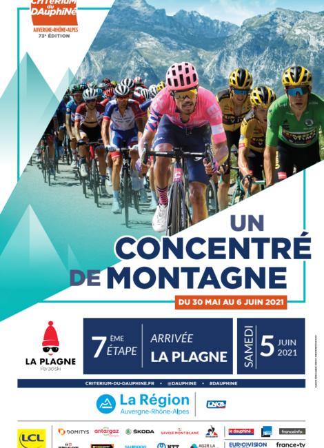 Le Critérium du Dauphiné