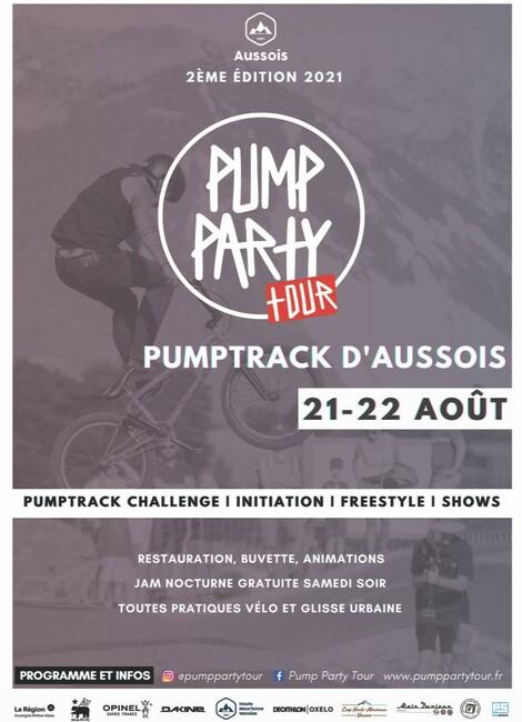 Pump Party Tour