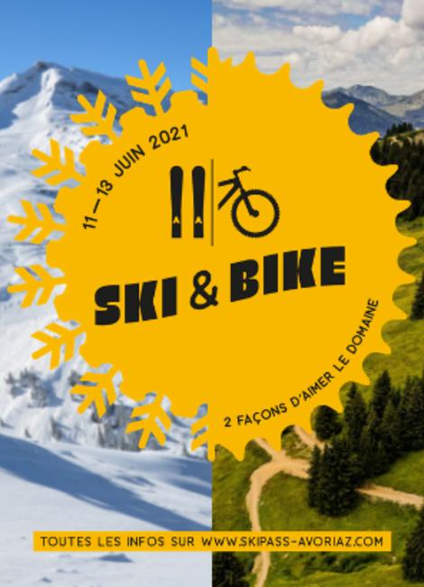 AVORIAZ Ski & Bike