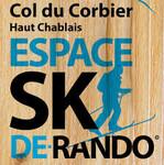Espace ski de rando - Col du corbier
