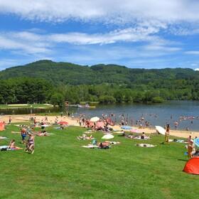 Livradois Forez - Lac D'Aubusson d'Auvergne AUBUSSON D'AUVERGNE